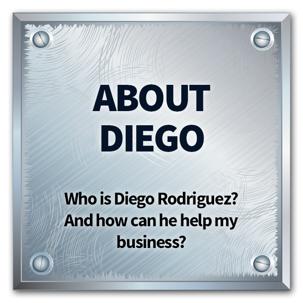 About Diego Rodriguez